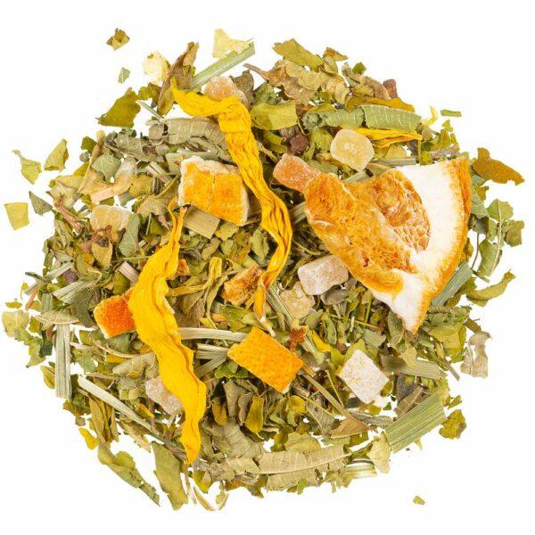Kräutertee Moringagarten, loser Tee
