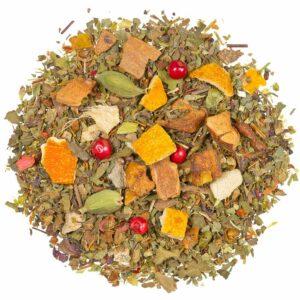 Kräutertee Tulsi Oranger Ingwer, loser Tee